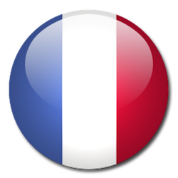 Cartellina in lingua Francese